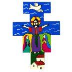 50. Risen Christ Cross – 10cm