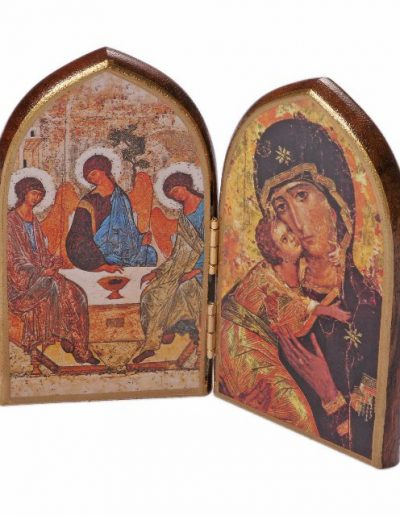 Diptych Icon