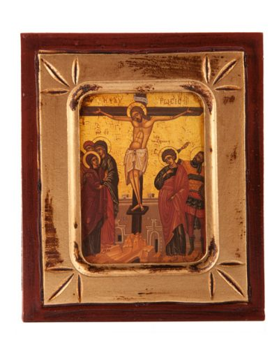 3/61 Crucifixion Icon