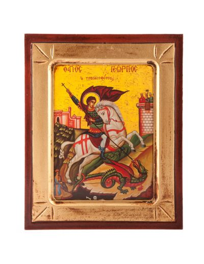 7/61 Icon of St. George