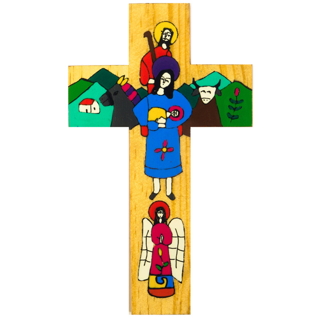 12 Holy Family Cross