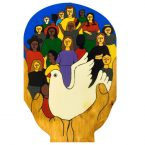 28. 29 Peace of Christ Plaque Available in 10 x 15cm – 16 x 23cm size
